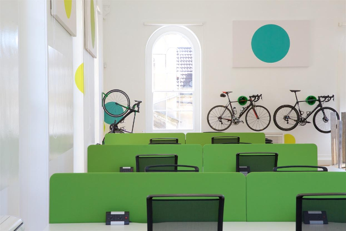 Grass Roots Cycle Scheme Office Refurb