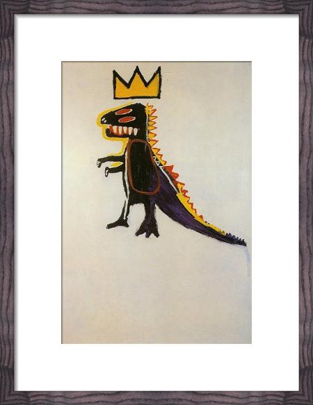 Jean-Michel Basquiat Heals Small